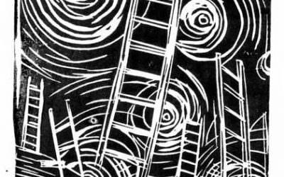 Ladder to Van Gogh