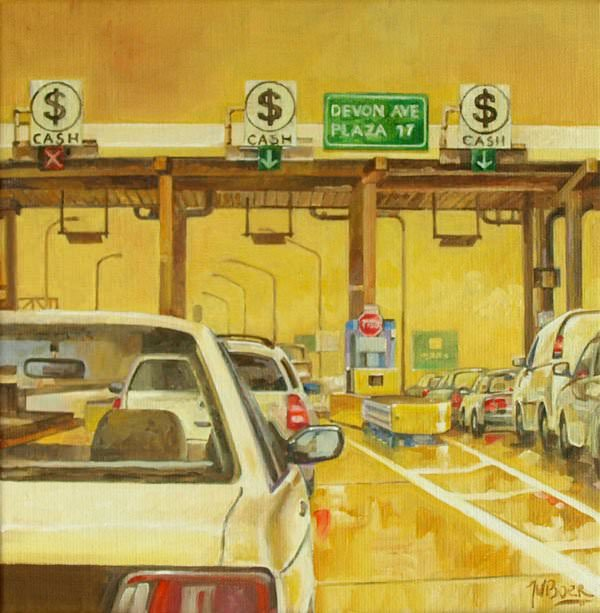 Toll Booth I-94 Chicago